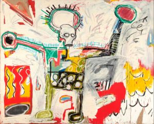 Basquiat, Barbican