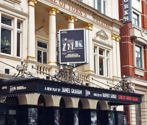 Ink at the Duke of York's Theatre